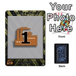 Battletech: Domination v2.1 BASE CARDS - Playing Cards 54 Designs (Rectangle)
