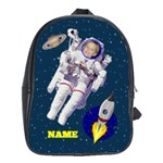 Blast OFF large bookbag - School Bag (Large)