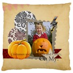 helloween - Large Cushion Case (One Side)