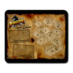 Dungeon Roll - Large Mousepad
