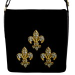 Fleur-de-lys Small Flap - Removable Flap Cover (S)