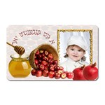 square fridge magnet shono tova - Magnet (Rectangular)