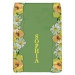 Yellow Poppy Removable Flap Cover (Large) - Removable Flap Cover (L)