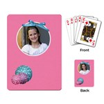 Our Backyard Party Playing Cards 2 - Playing Cards Single Design (Rectangle)