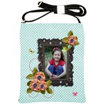 Shoulder Sling Bag - Sweet Smiles 2