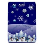 Season s Greetings removable flap cover - Removable Flap Cover (L)