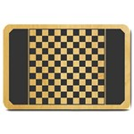 Canadian Checkers Board - Large Doormat