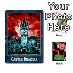 Dracula Must DIE! - Playing Cards 54 Designs