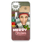 xmas - Apple Seamless iPhone 5 Case (Clear)
