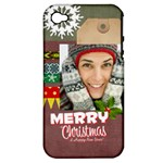 xmas - Apple iPhone 4/4S Hardshell Case (PC+Silicone)