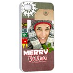 xmas - iPhone 4/4s Seamless Case (White)