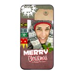 xmas - iPhone 4/4s Seamless Case (Black)