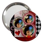 PASSION LOVE - 3  Handbag Mirror