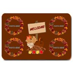 Autumn Greetings large doormat 2