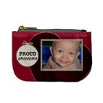 Proud Grandma Mini Coin Purse