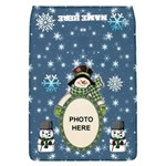 Snow Days removable flap cover - Removable Flap Cover (L)