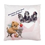 Dreaming of our Good Times Together - Standard Cushion Case (One Side)