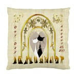 Our Day Wedding 1 cushion case - Standard Cushion Case (One Side)