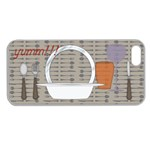 Yummy iPhone case - Apple Seamless iPhone 5 Case (Clear)