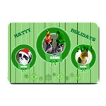 Hatty Holidays small doormat