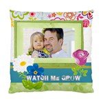 kids, father, family, fun - Standard Cushion Case (One Side)