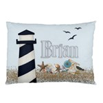 Brian cabin pillowcase - Pillow Case (Two Sides)