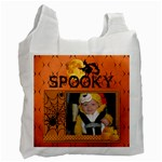 Spooky Halloween Bag - Recycle Bag (One Side)