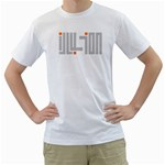 Illusion Guild T-shirt horizontal - Men s T-Shirt (White) (Two Sided)