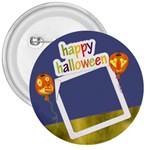 Happy Halloween1 3  Button