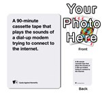 CaH Mixed Deck 20131002 - Multi-purpose Cards (Rectangle)