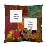 Autumn Cushion Case (One Side) - Standard Cushion Case (One Side)