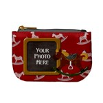 My Christmas Pony Coin Bag - Mini Coin Purse