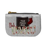 Bah Humbug Coin Bag - Mini Coin Purse