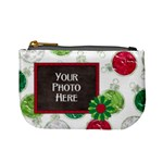 Merry and Bright Coin Bag 1 - Mini Coin Purse
