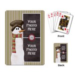 Peace Joy Love Playing Cards 3 - Playing Cards Single Design (Rectangle)
