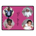 Tylar - Fleece Blanket (Small)