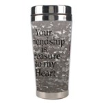 Friendship Stainless Steel Travel tumbler