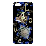 Love iPhone 5S Premium Hardshell Case - iPhone 5S/ SE Premium Hardshell Case
