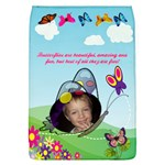 Butterfly removable flap cover - Removable Flap Cover (L)