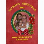 Holiday Card #9, 5X7 - 5  x 7  Photo Cards