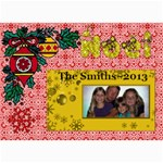 Holiday card #10, 5x7 - 5  x 7  Photo Cards