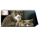 cat 2014 - Desktop Calendar 11  x 5