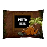 Prehistoric Pillow Case 1