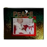 Peace XL Cosmetic Bag - Cosmetic Bag (XL)