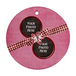 Sweetie Ornament - Ornament (Round)