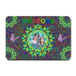 Butterfly Garden small doormat