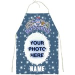 Winter Blessings Apron - Full Print Apron
