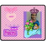 Princess medium blanket - Fleece Blanket (Medium)