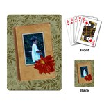 Heritage Style Playing Cards - Playing Cards Single Design (Rectangle)