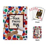 Doctors office Playing Cards - Playing Cards Single Design